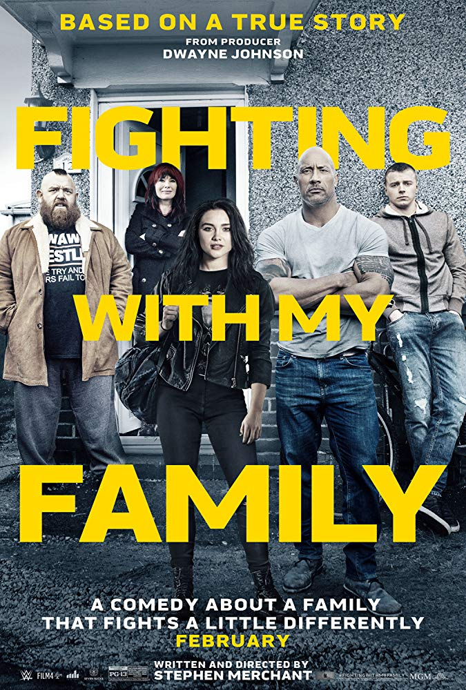 Fighting with My Family 2019 NEW 720p HD-TS-1XBET-ws