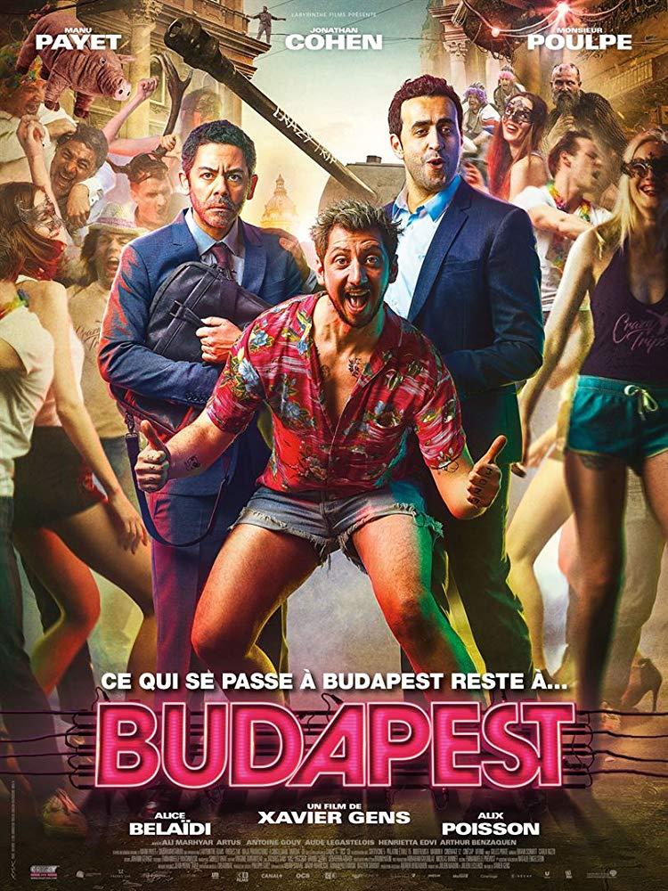 Budapest 2018 [WEBRip] [1080p] YIFY