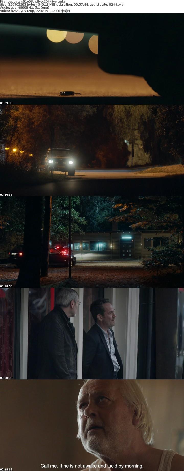 Baptiste S01E03 HDTV x264-RiVER