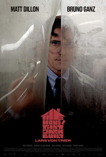 The House That Jack Built 2018 BRRip AC3 X264-CMRG