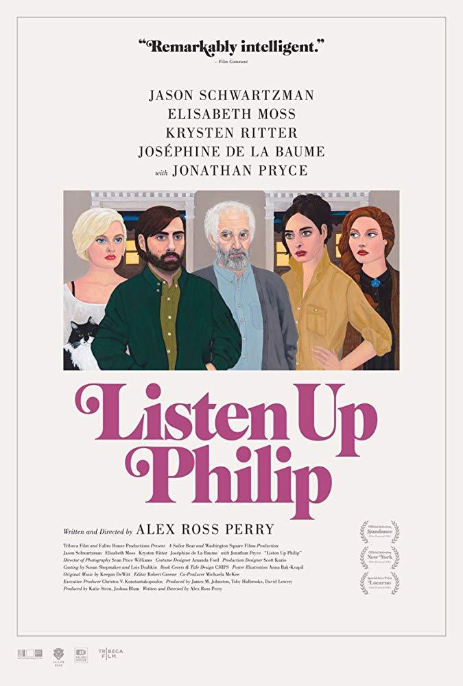 Listen Up Philip 2014 BRRip XviD MP3-XVID