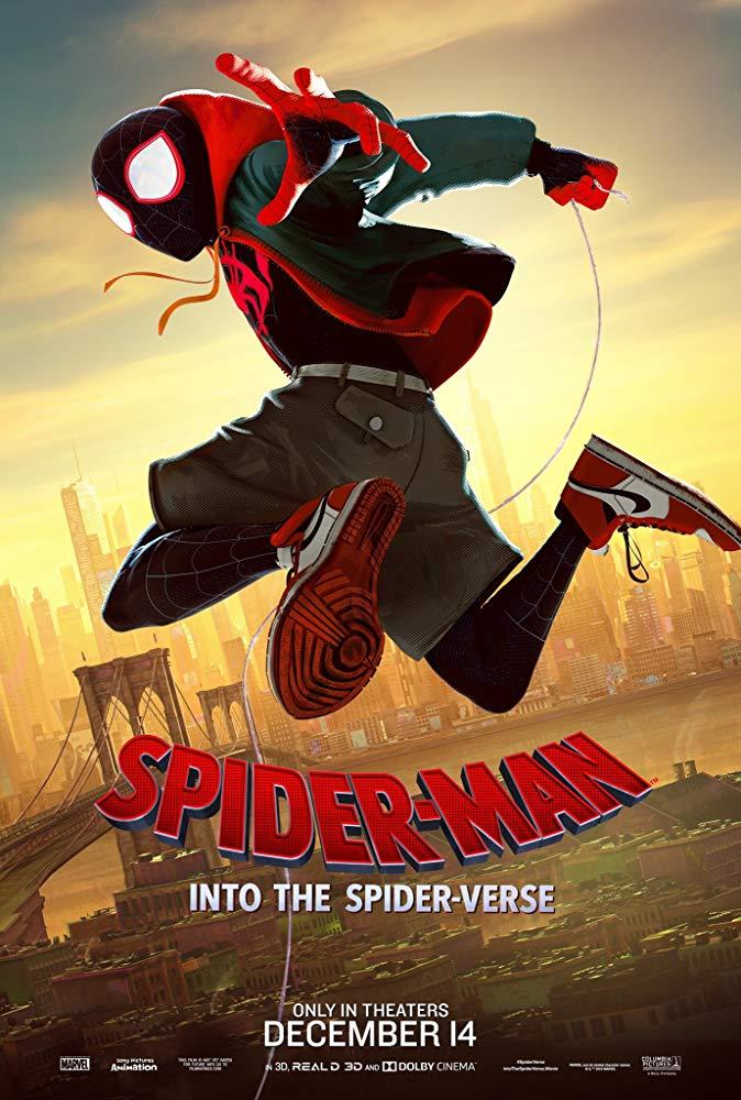 Spider-Man Into the Spider-Verse 2018 1080p BRRip x264-MkvCage