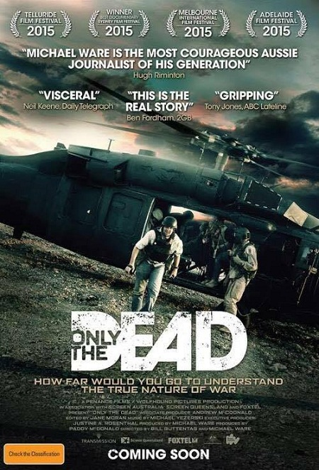 Only the Dead 2015 [WEBRip] [720p] YIFY