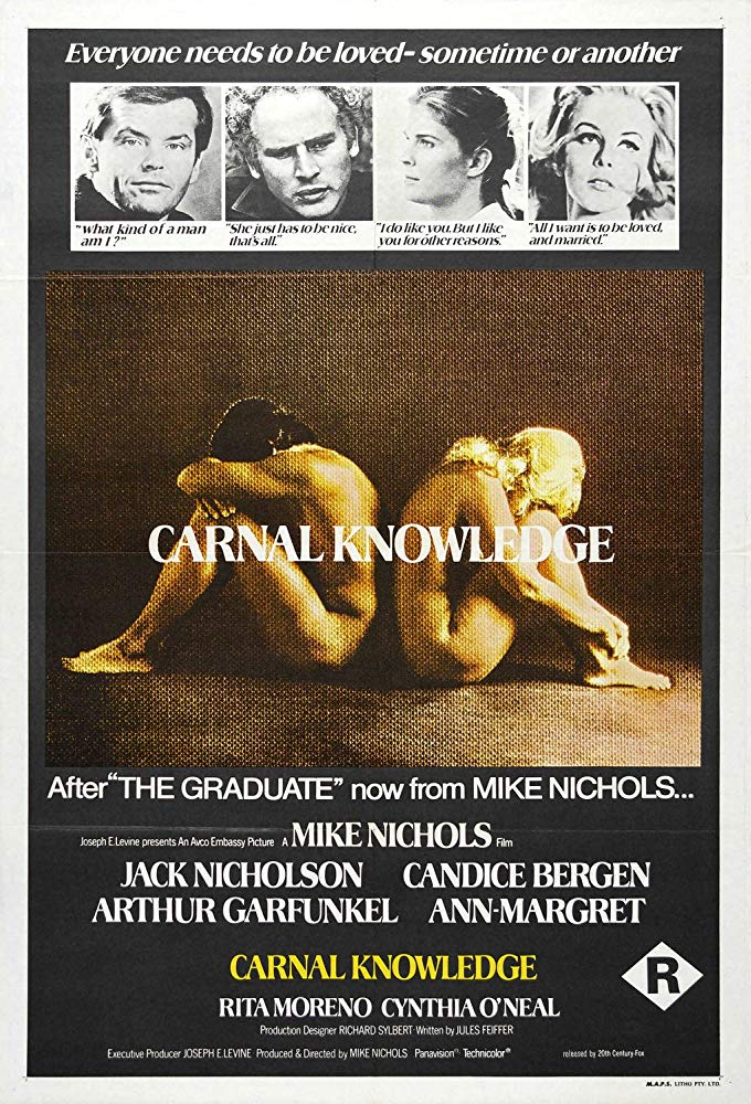 Carnal Knowledge 1971 BRRip XviD MP3-XVID