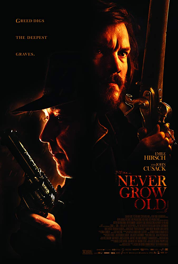 Never Grow Old 2019 HDRip XviD AC3-EVO