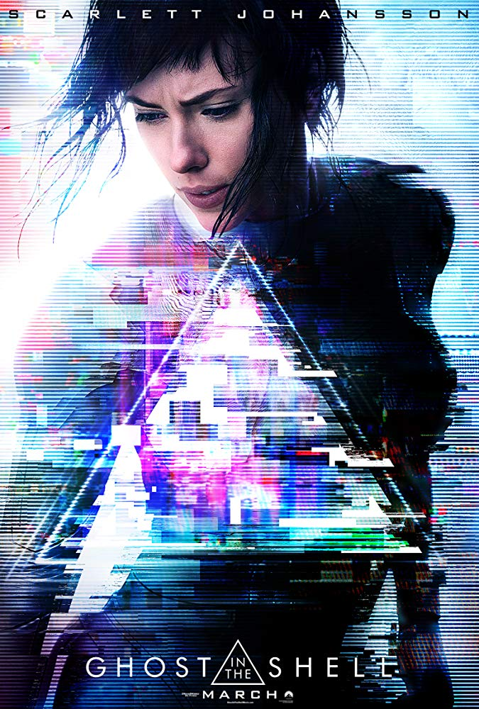 Ghost In The Shell 2017 BRRip XviD B4ND1T69