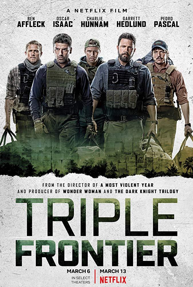 Triple Frontier 2019 1080p NF WEB-DL Hindi English x264 DD 5 1 - LOKiHD