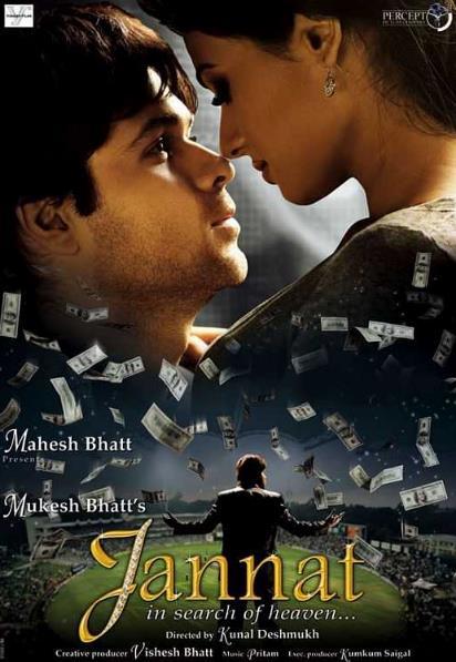 Jannat (2008) Hindi 720p x264 AAC Team DRSD