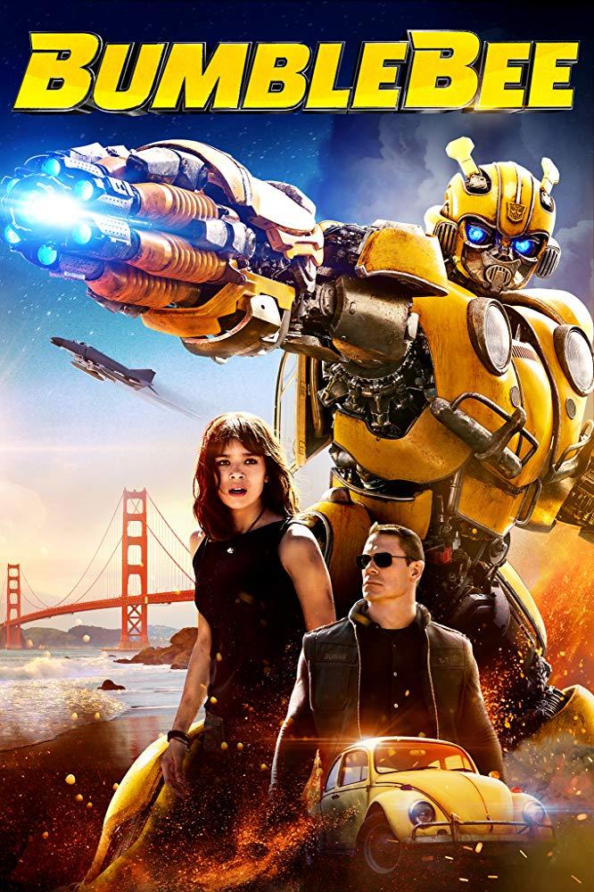 Bumblebee 2018 1080p BluRay x264-SPARKS