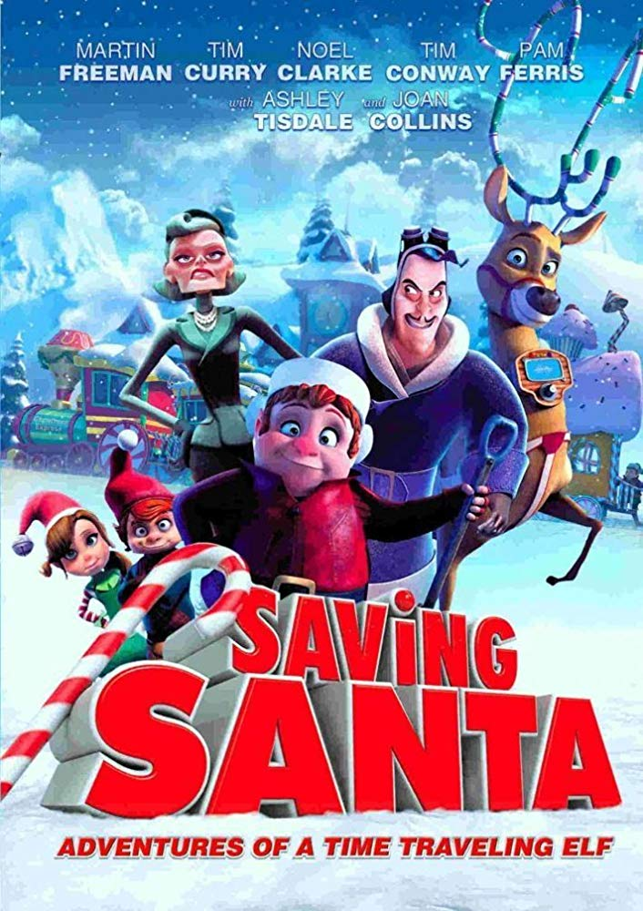 Saving Santa 2013 BRRip XviD MP3-XVID