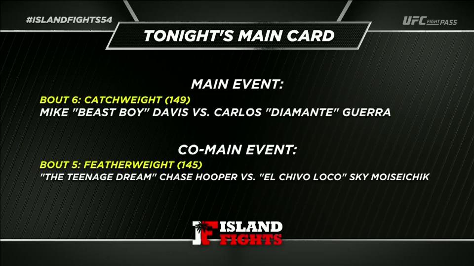 Island Fights 54 WEB h264-LiGATE
