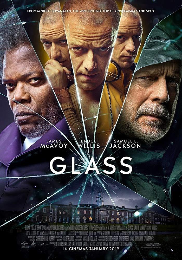 Glass 2019 720p WEB-DL 2CH x265 HEVC-PSA