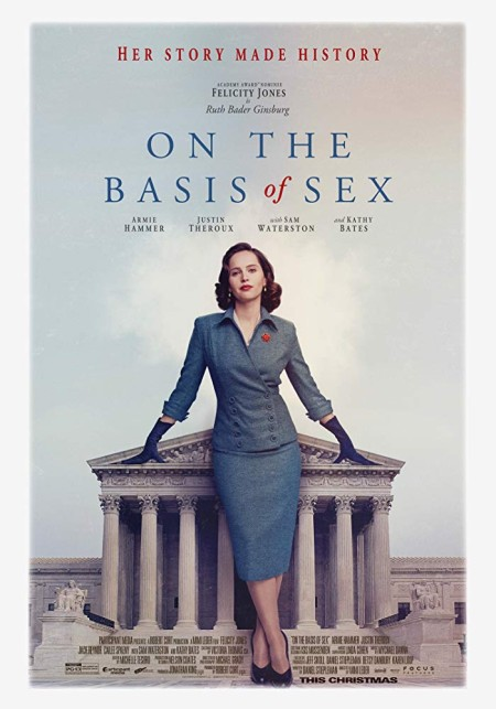 On the Basis of Sex (2019) BRRip XviD AC3-EVO