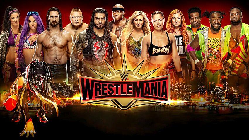 WWE Wrestlemania 35 2019 PPV WEBRip 480p  DLW