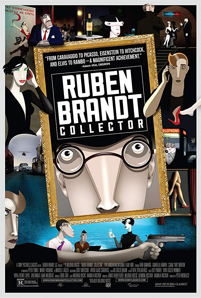 Ruben Brandt Collector 2019 BDRip XviD AC3-EVO[TGx]