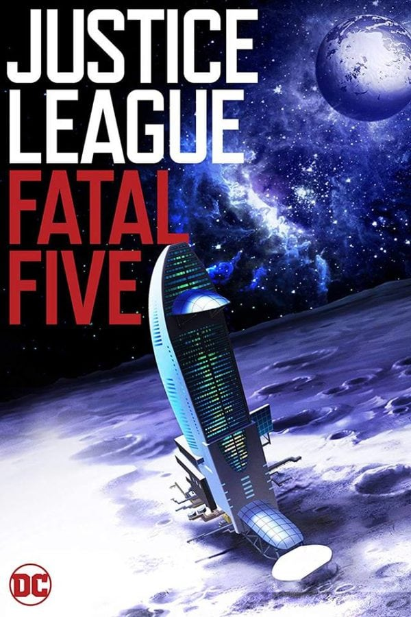 Justice League vs the Fatal Five 2019 BRRip XviD MP3-XVID