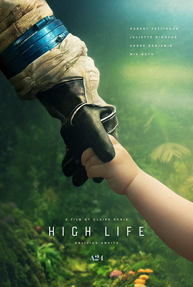 High Life 2018 720p BRRip XviD AC3-XVID