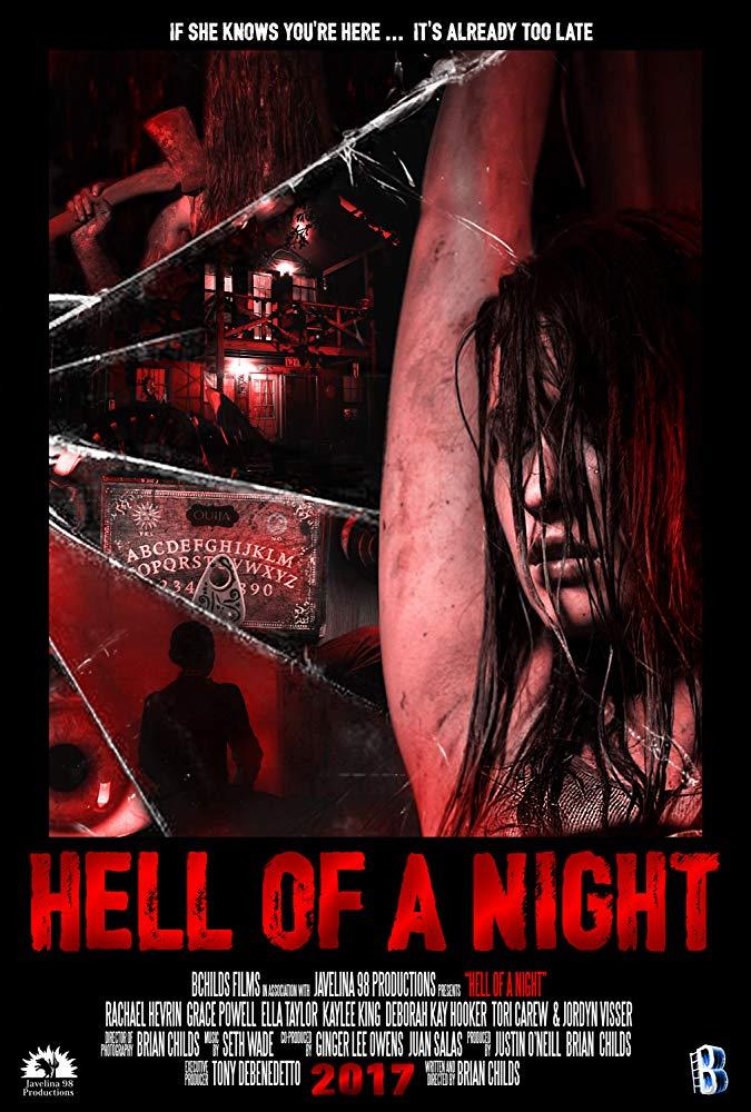 Hell Of A Night 2019 720p WEBRip 800MB x264-GalaxyRG