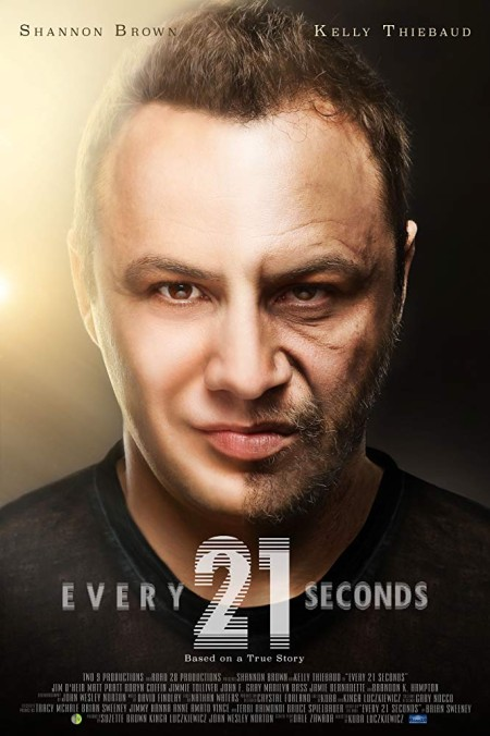 Every 21 Seconds (2018) 720p WEBRip 800MB x264-GalaxyRG