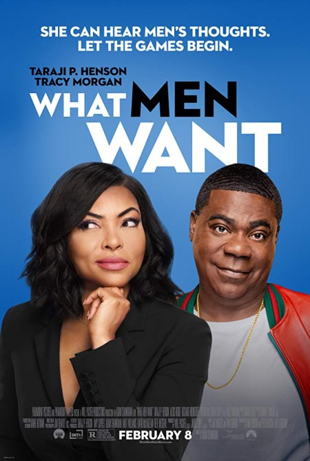 What Men Want (2019) HDRip AC3 x264-CMRG