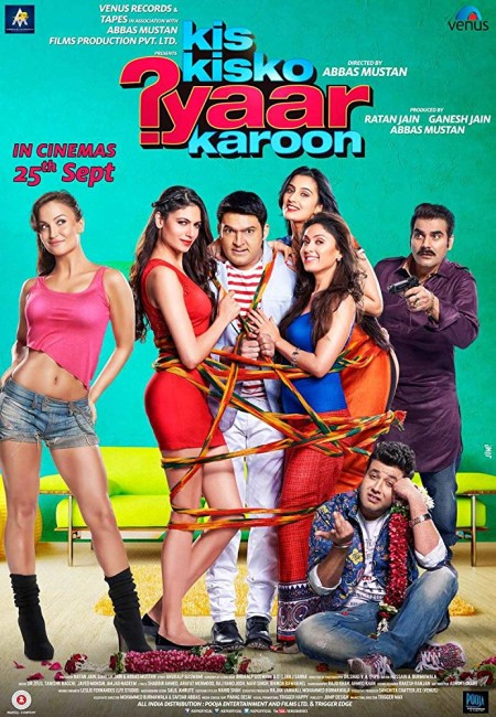 Kis Kisko Pyaar Karoon (2015) Hindi - 720p WEB-DL - x264 - DD 5.1 - ESubs -Sun George