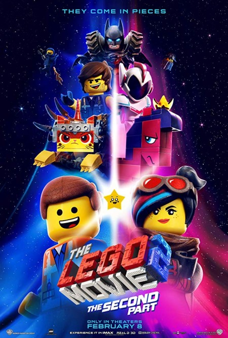 The Lego Movie 2 The Second Part (2019) BDRip x264 WoW