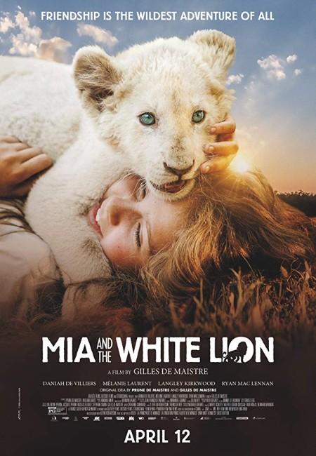 Mia And The White Lion (2019) BDRip XviD AC3-EVO