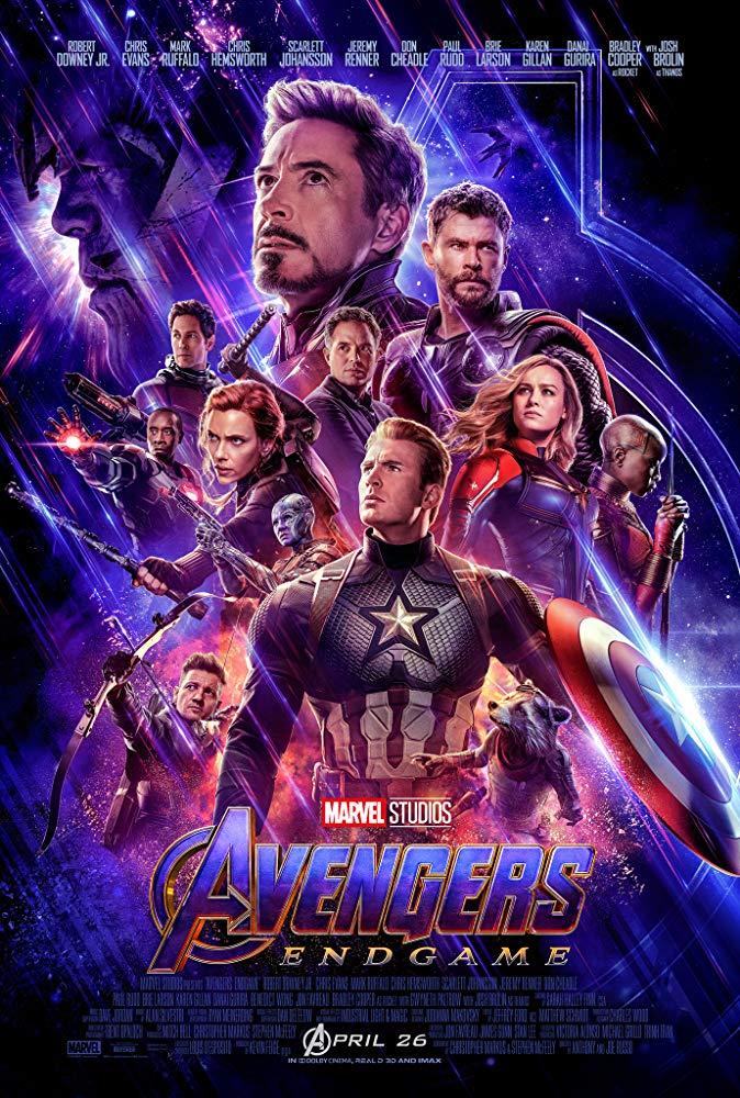 Avengers Endgame 2019 720p HDTC x264 Dual Audio (Hindi - English) [Team DRSD]