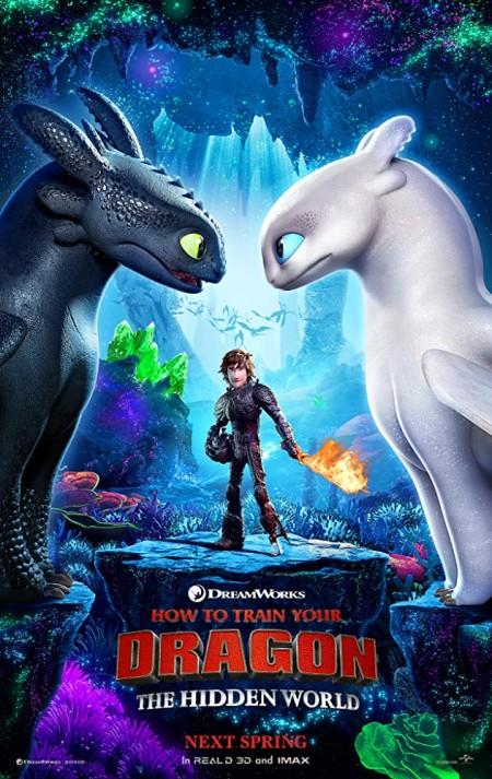 How to Train Your Dragon The Hidden World 2019 BRrip 1080p Dual YG