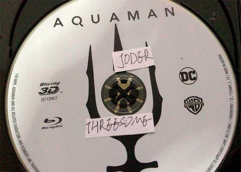 Aquaman 2018 3D MULTi 1080p BluRay x264-THREESOME | Kralpc com