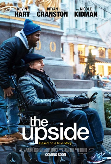The Upside 2017 BRRip AC3 x264-CMRG