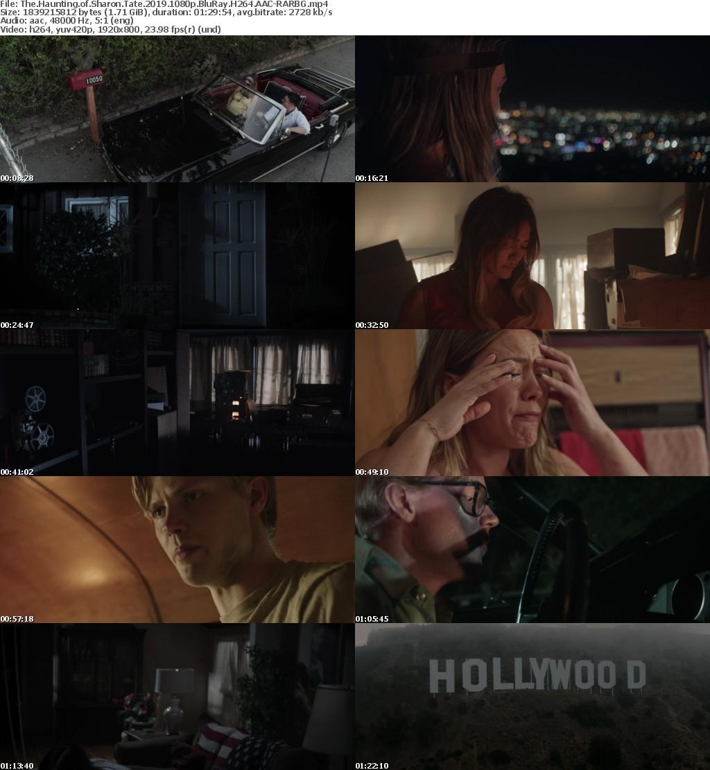 The Haunting of Sharon Tate (2019) 1080p BluRay H264 AAC-RARBG