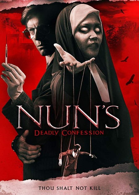 Nuns Deadly Confession (2019) 1080p WEB-DL H264 AC3-EVO