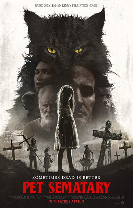 Pet Sematary (2019) 1080p HDRip BLURRED AC3 x264  CMRG