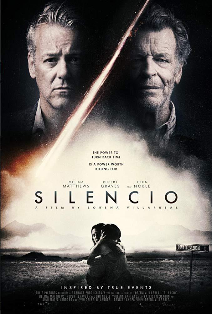 Silencio 2018 HDRip XviD AC3-EVO[TGx]