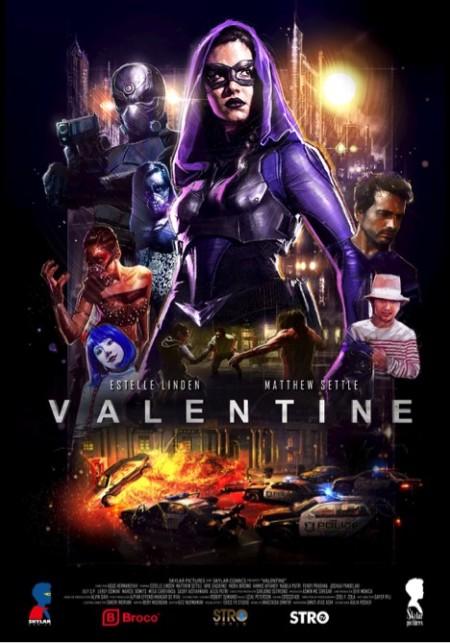 Valentine (2017) 1080p WEBRip x264  RARBG