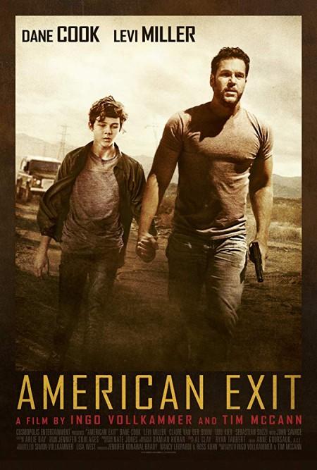 American Exit (2019) HDRip AC3 x264-CMRG