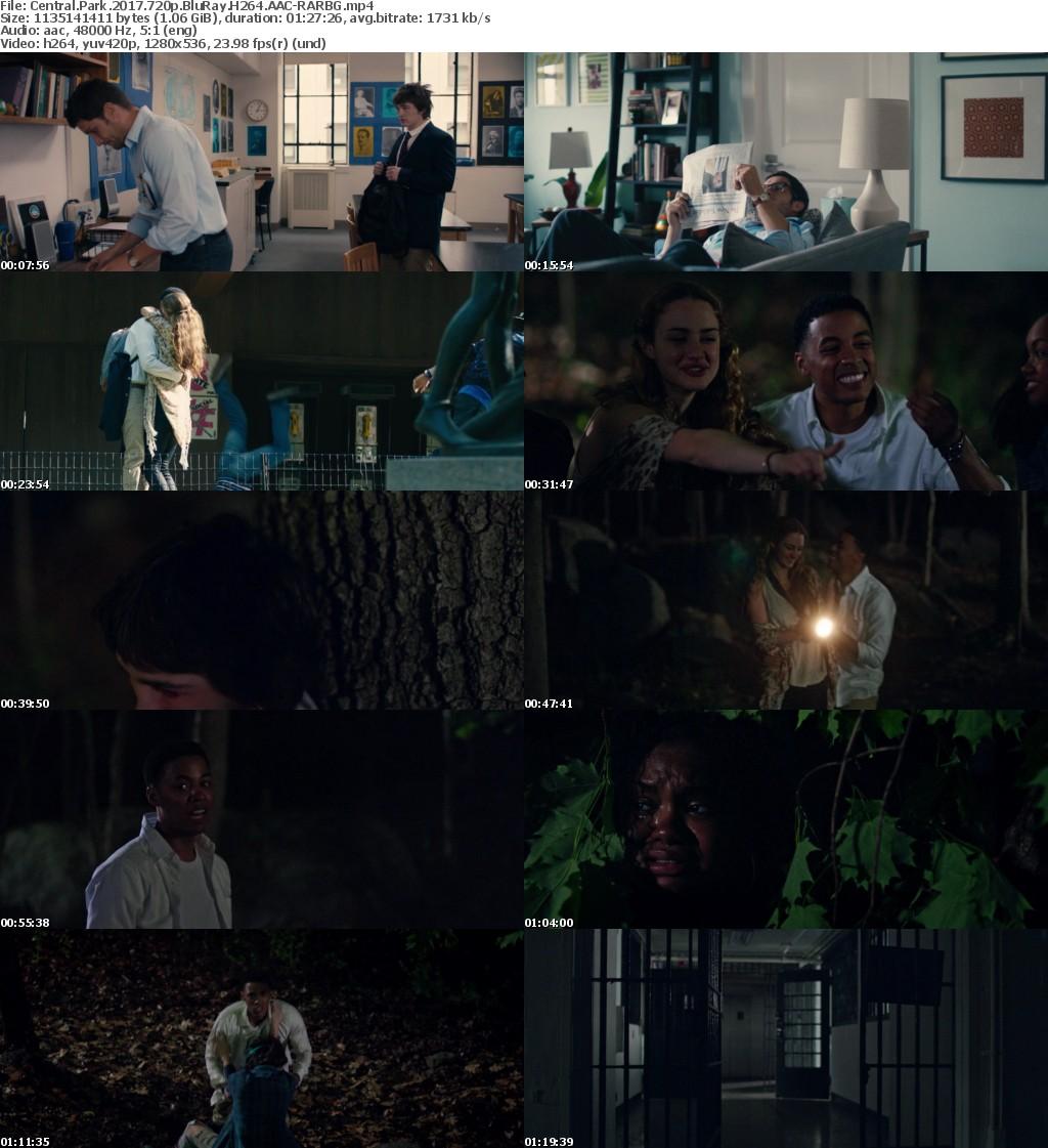 Central Park (2017) 720p BluRay H264 AAC-RARBG