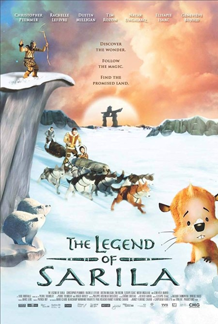The Legend Of Sarila 2013 720p BluRay H264 AAC-RARBG
