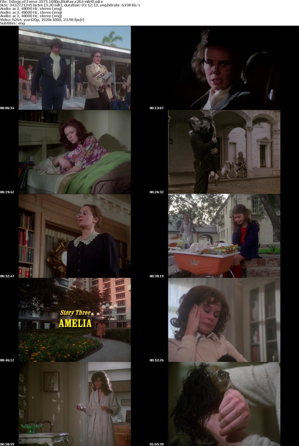 Trilogy of Terror 1975 1080p BluRay x264-nikt0