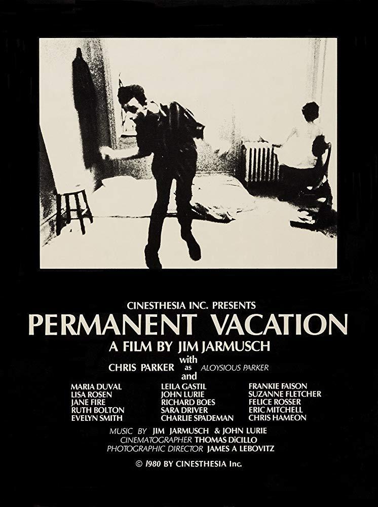 Permanent Vacation 1980 [BluRay] [720p] YIFY