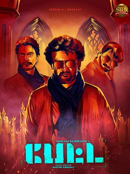 Petta (2019) Hindi Movie - 720p - HDTV Rip x264 - AAC3(5 1Ch) - 1 4 GB