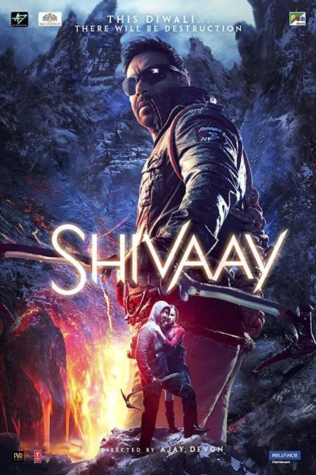 Shivaay (2016) 720p HQ WEBRip Hindi x264 AAC MSubs - LHDm Bwt