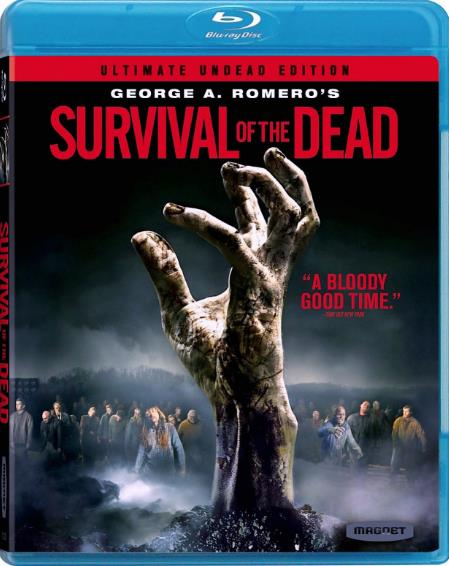 Survival Of The Dead 2009 720p BluRay x264-YIFY