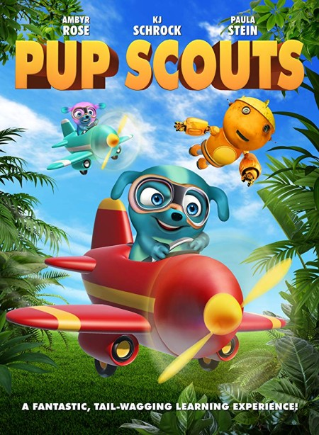 Pup Scouts (2018) HDRip 720p x264 - SHADOW