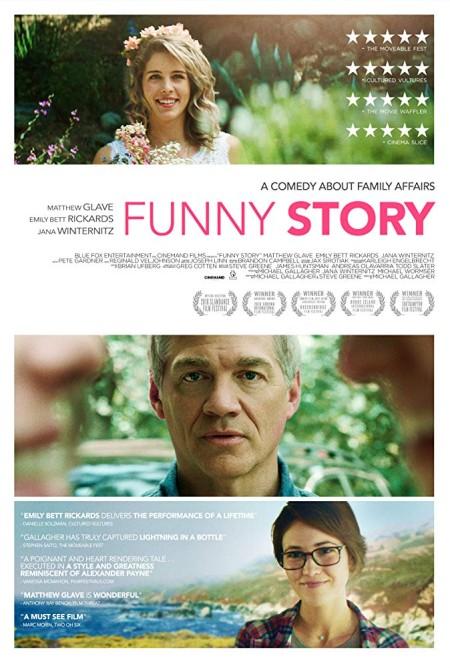 Funny Story 2018 HDRip AC3 x264-CMRG