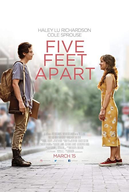 Five Feet Apart 2019 1080p WEB-DL H264 AC3-EVO