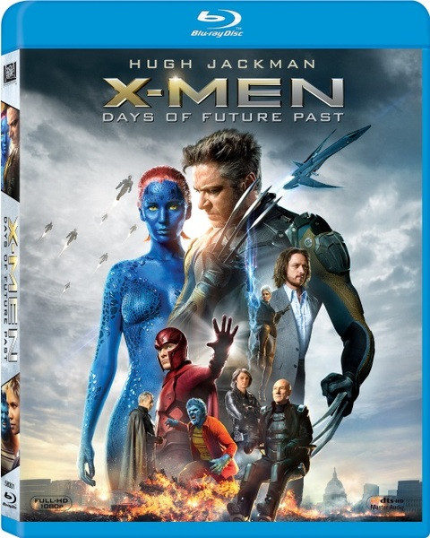 X-Men Days of Future Past (2014) 720p Blu-Ray Esub Dual Audio Eng Hindi-GOPI.SAHI
