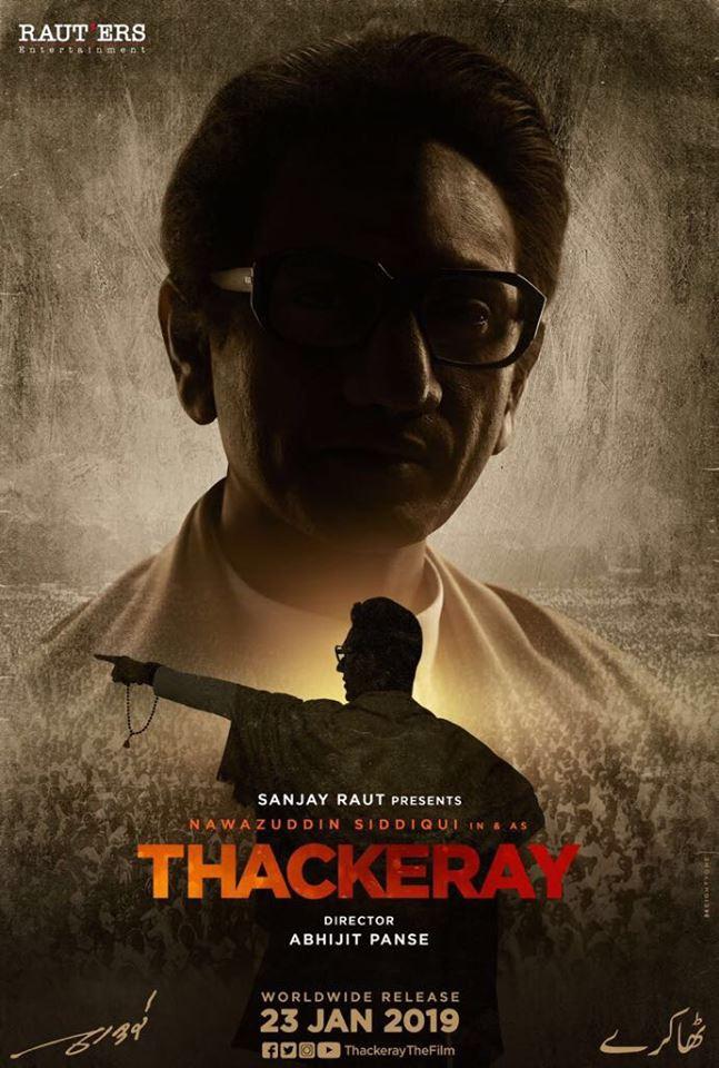 Thackeray 2019 x264 720p Esub BluRay 6 0 Hindi GOPISAHI