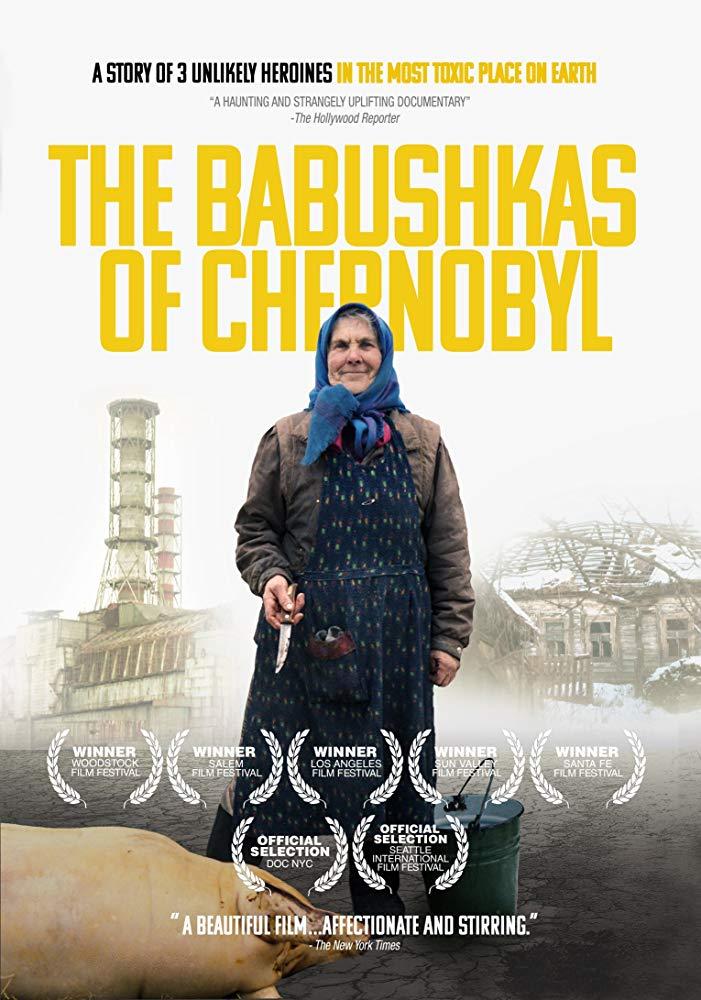 The Babushkas of Chernobyl 2015 WEBRip x264-ION10